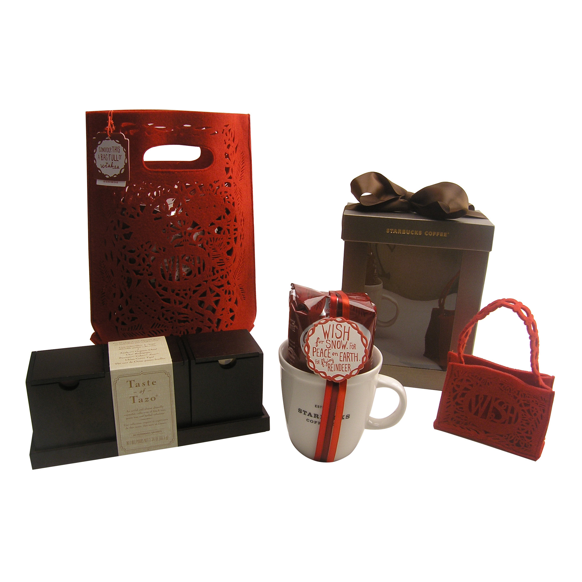 Starbucks Holiday Gift Set