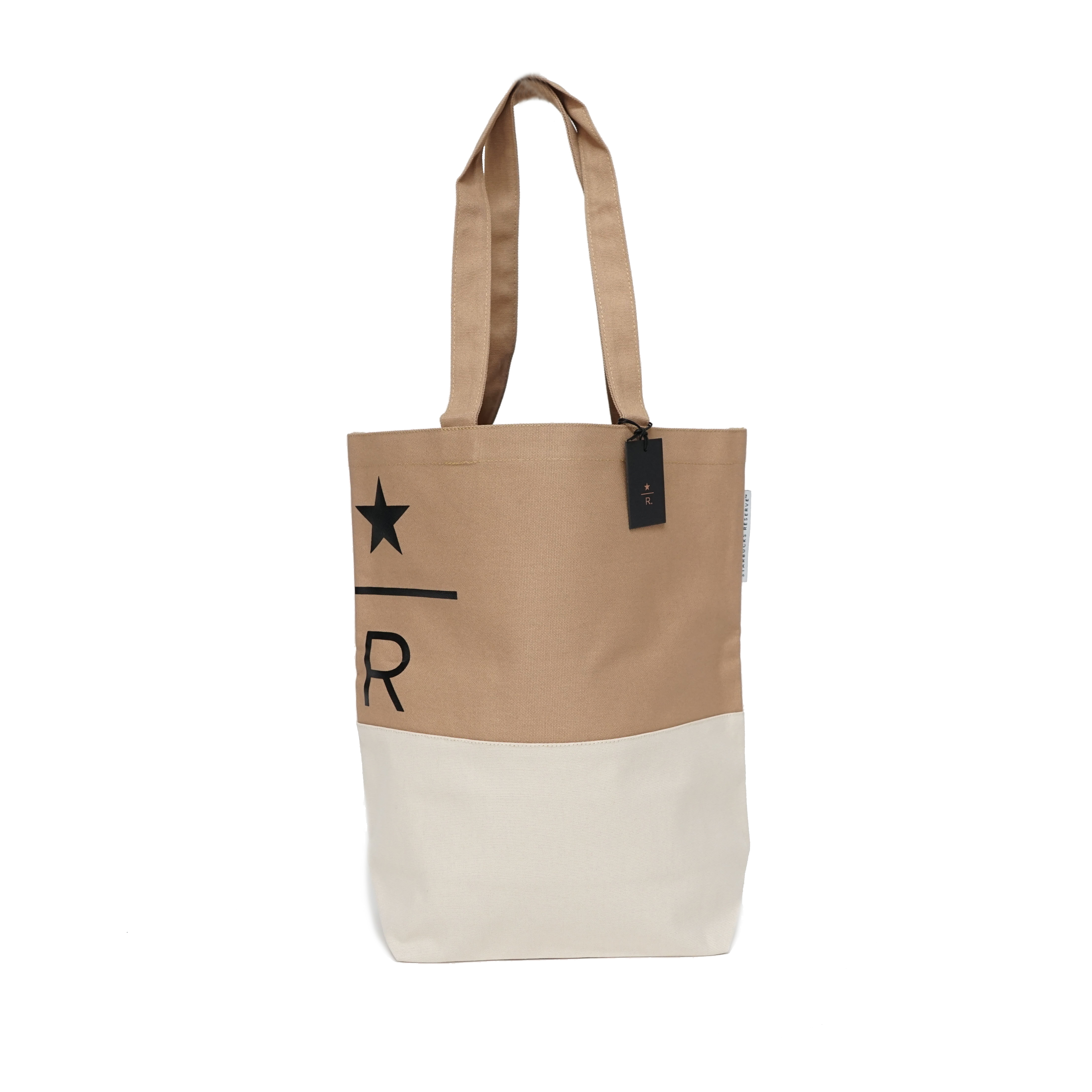 Starbucks Star R Canvas Tote
